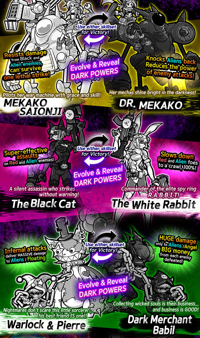 PONOS | The Battle Cats